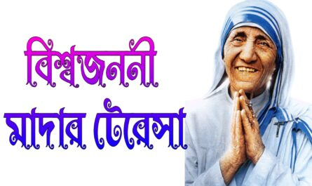 Mother of the World Mother Teresa