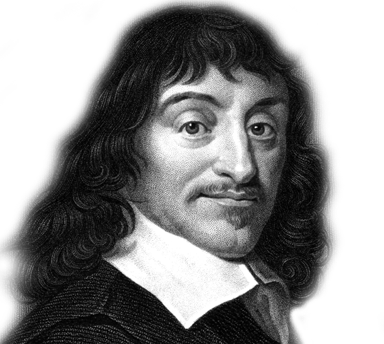 Philosopher Descartes